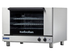 TurboFan Convection Oven Half Size